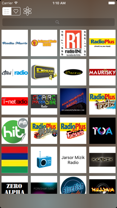 Radio  Mauritius screenshot four