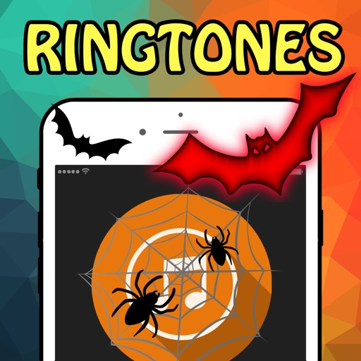 Halloween Ringtones Pro Edition app logo