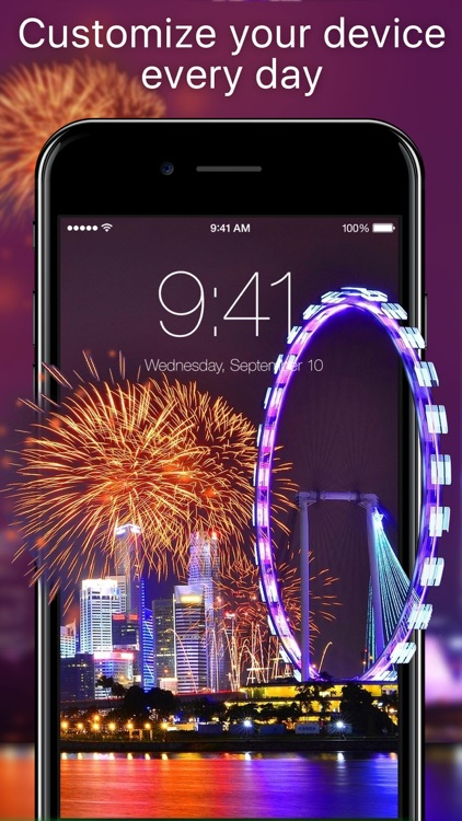 Livenly - Live Wallpapers, Themes & HD Backgrounds screenshot-4
