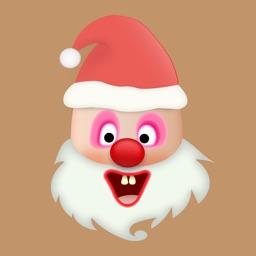 Santa Sticker!
