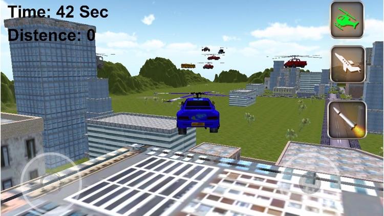 Jet Car Stunts Extreme Flight Pilot Simulator 2016