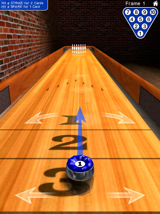 10 Pin Shuffle for iPad screenshot-1