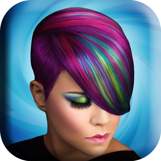 Hairstyle Makeover Photo Edit.or - Cool Hair Salon