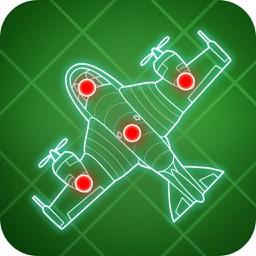 Air Battle: Battleship with aircrafts!