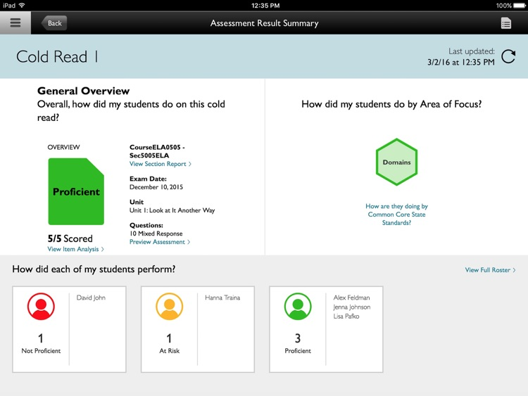 Pearson System of Courses 2-12 screenshot-4