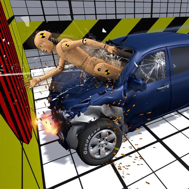 Симулятор краш теста авто русские машины скачать