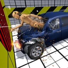 Activities of Car Crash Test Simulator