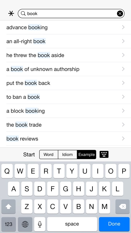 Collins English Dictionary screenshot-3