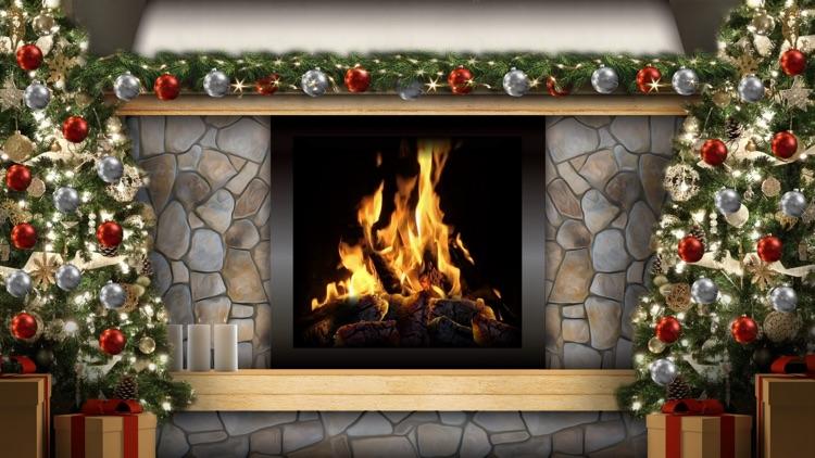 Amazing Christmas Fireplaces screenshot-3