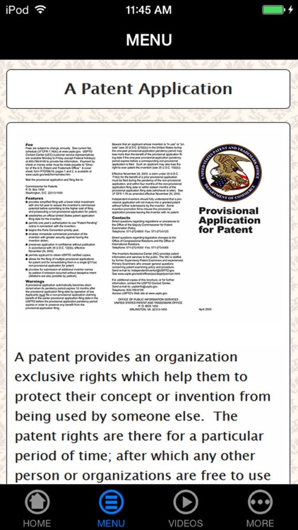 How to Apply for a Patent Made Easy for Beginners screenshot-3