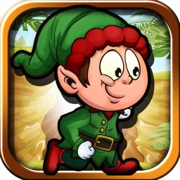 Elf Jump Collecting Blast - Cool Mythical Hopping Adventure Game