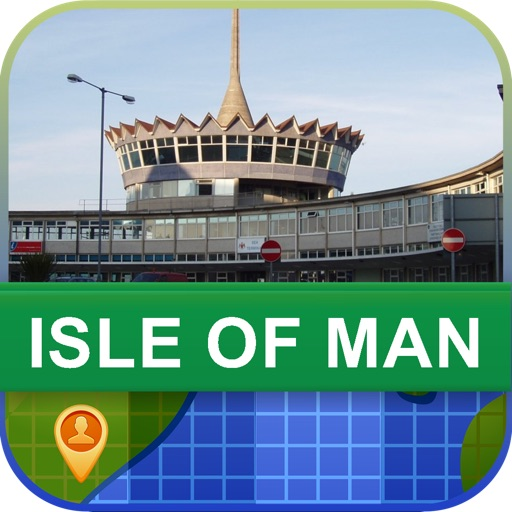Offline Isle of man Map - World Offline Maps icon