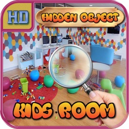 Hidden Object: Kids Room