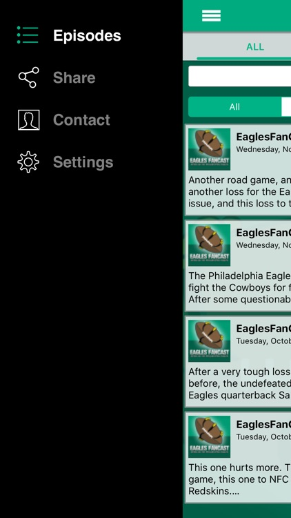 EaglesFanCast - Views on the Philadelphia Eagles screenshot-3