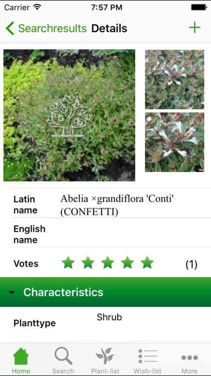 Plant Finder PRO screenshot-1