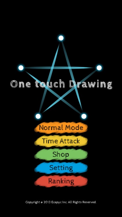 One touch Drawing screenshot-4