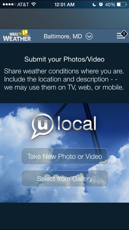 WBAL-TV 11 Weather screenshot-4