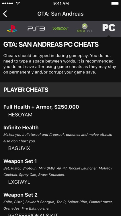 Cheats for GTA 5 - for all Grand Theft Auto games screenshot-3