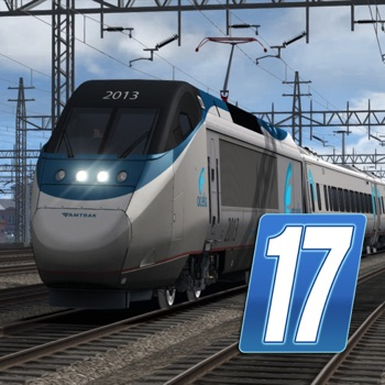 Driving Train Simulator 2017