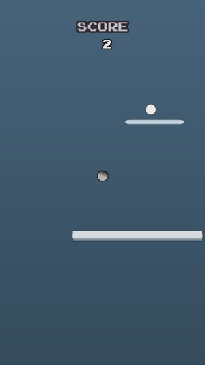 Doppel Pong Ursprüngliche Screenshot