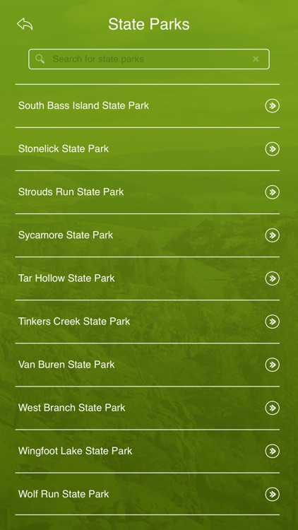 Ohio State Parks screenshot-2