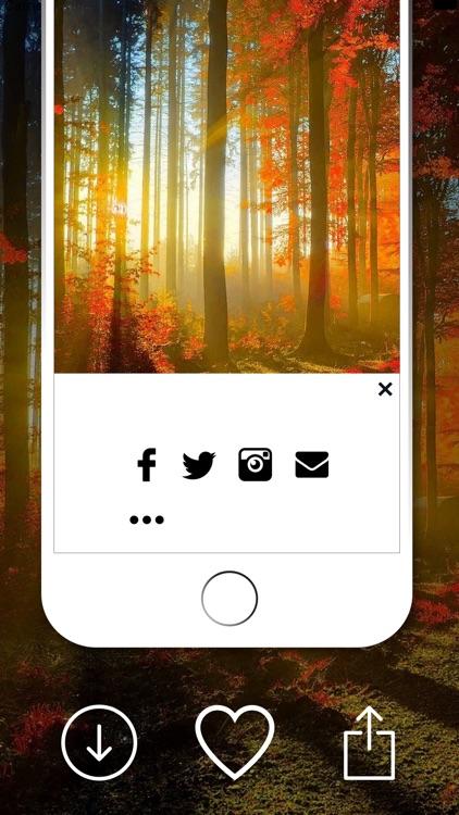 Wallpapers Themes- Custom Lock Screens,Backgrounds screenshot-3