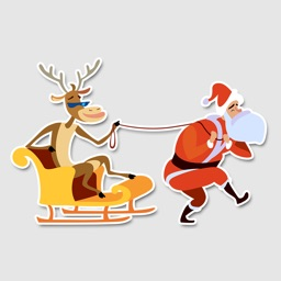 Crazy Reindeer by Inno Studio