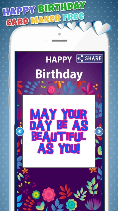 Happy birthday card maker freebday greeting cards app price drops screenshot 4 for happy birthday card maker freebday greeting cards m4hsunfo