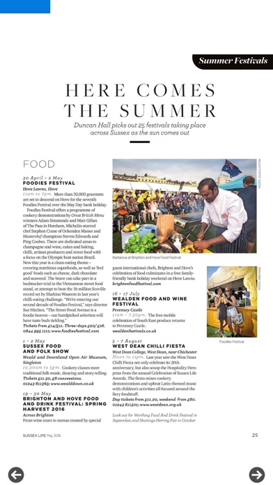 Sussex Life Magazine: Stunning Properties – Arts & Culture - Food & Drink Inspiration & Local Events-4