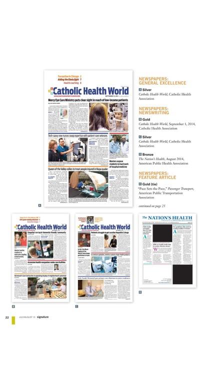 Signature Magazine screenshot-3