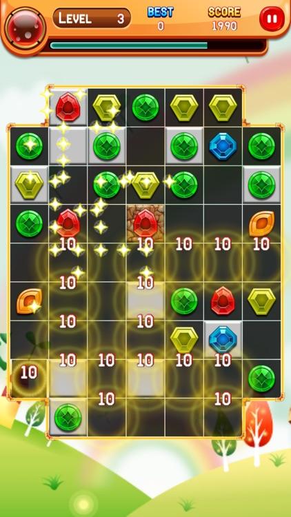 Jewels Gem Funny screenshot-4