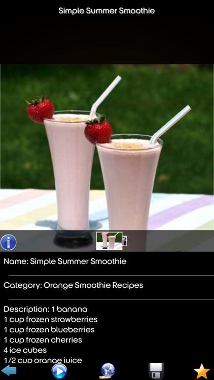 Smoothie Recipes Info Kit