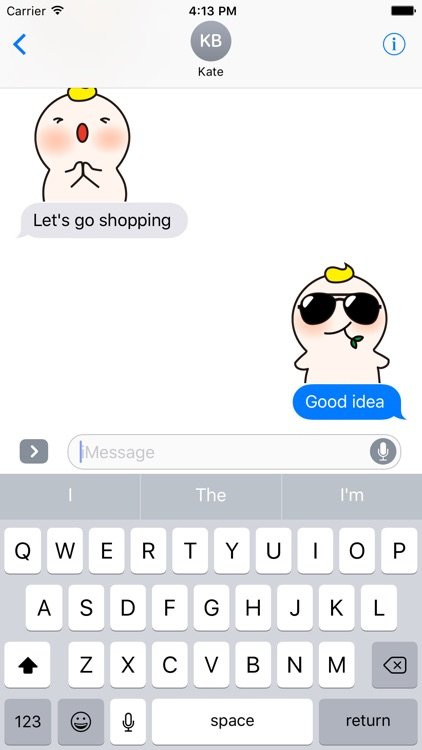 Lala - Let's Emoji! screenshot-3