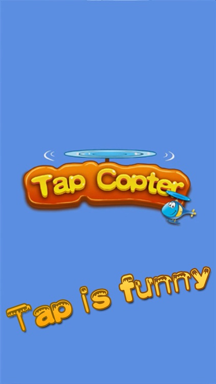 Tap Copter - never stop flying