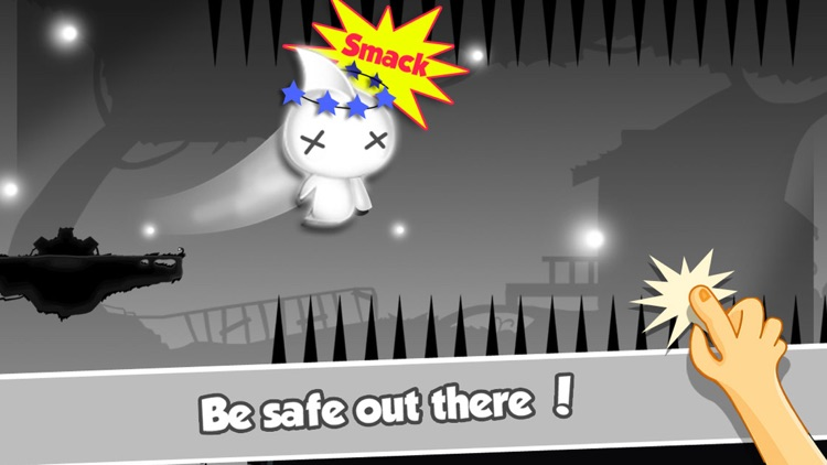 Cute Little Monster's Flying Dash – Endless Arcade Game