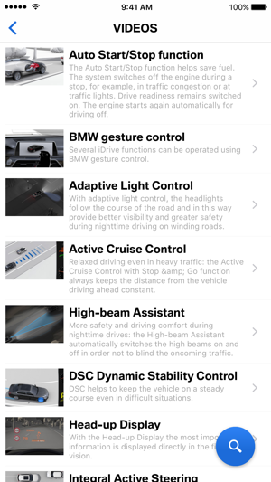 Bmw Drivers Guide On The App Store