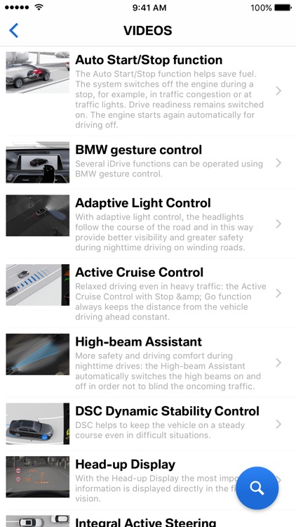 BMW Driver's Guide screenshot-4