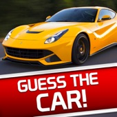 Guess the Car! Sports Brands Logo Quiz Trivia Game