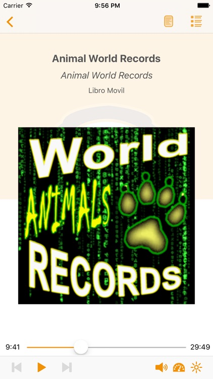 Animal World Records