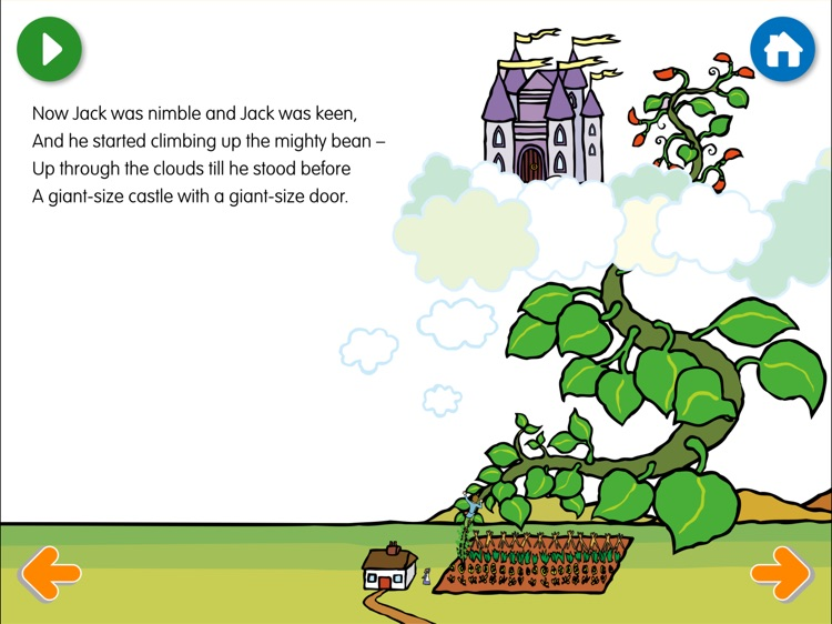 Jack and the Beanstalk - Come Alive Stories screenshot-1