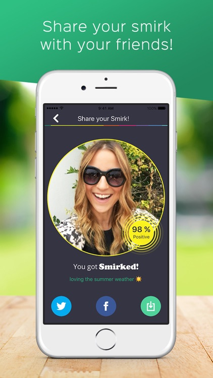 Smirkee: Emotion Recognition in a Video Chat screenshot-3
