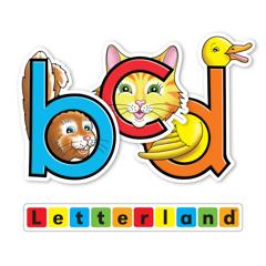 Letterland Stories BCD