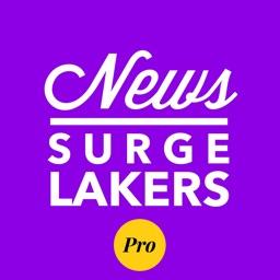 News Surge for Lakers Basketball News Pro