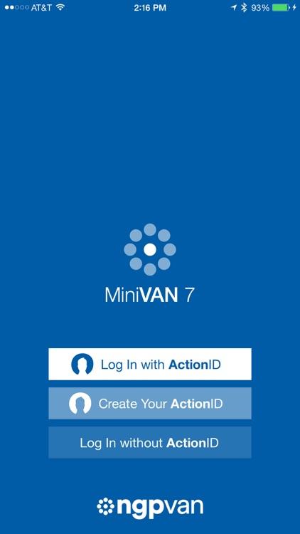 MiniVAN Touch