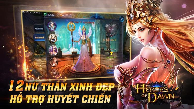 Heroes Of Dawn - VN vs TH screenshot-4