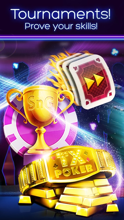 TX Poker - Texas Holdem Free Casino screenshot-3