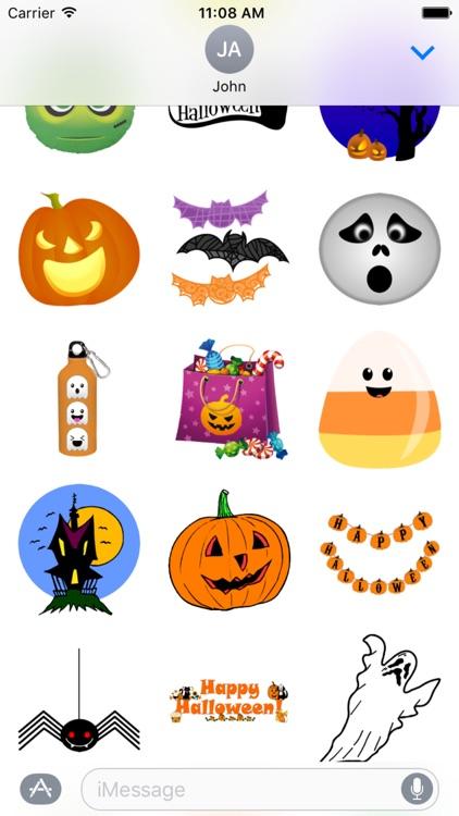 Best Halloween Stickers!