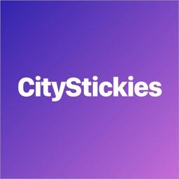 City Stickies