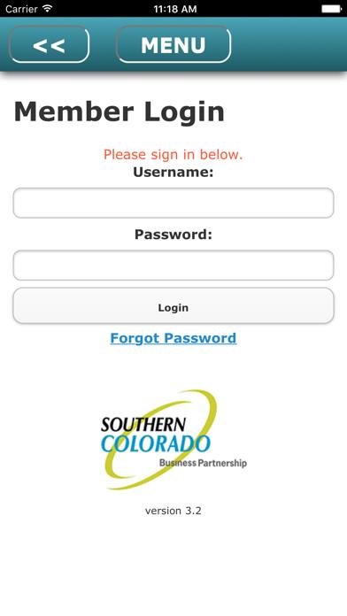 Southern Colorado Business Partnership screenshot three