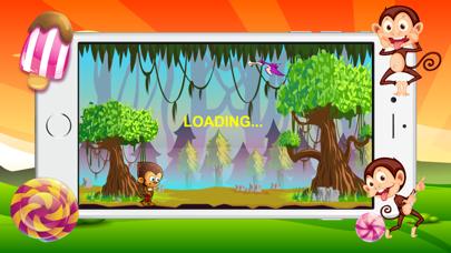 フルーツキャンディサルジュニア動物は子供のためのランナーのスクリーンショット1